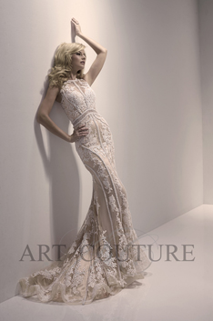 Dress: AC452 Designer: Art Couture