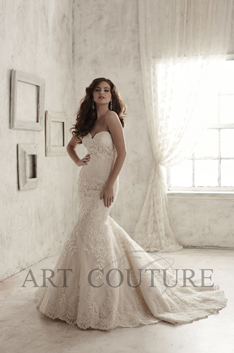 Dress: AC470 Designer: Art Couture