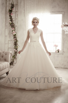Dress: AC381 Designer: Art Couture