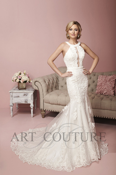 Dress: AC501 Designer: Art Couture