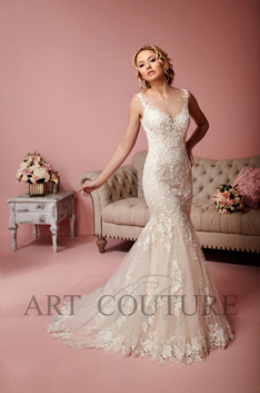Dress: AC511 Designer: Art Couture