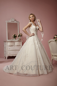 Dress: AC517 Designer: Art Couture