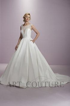 Dress: AC523 Designer: Art Couture