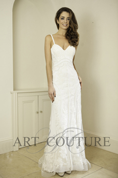 Dress: AC528 Designer: Art Couture