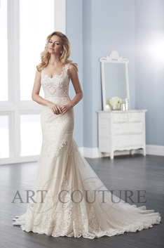 Dress: AC537 Designer: Art Couture