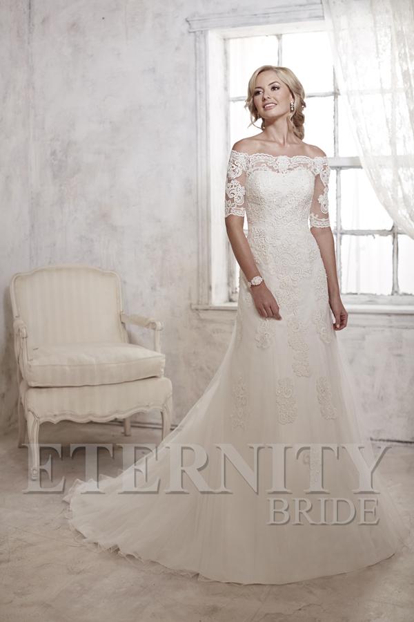 Wedding Dresses designed by Eternity Bride at Catwalk 09 Bridal ...