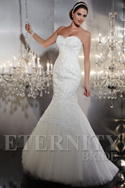 Dress: D5201 Designer: Eternity Bride