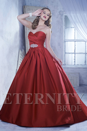 Dress: D5221 Designer: Eternity Bride
