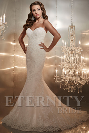 Dress: D5225 Designer: Eternity Bride