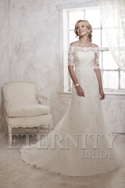 Dress: D5306 Designer: Eternity Bride