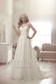 Dress: D5337 Designer: Eternity Bride
