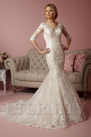 Dress: D5401 Designer: Eternity Bride