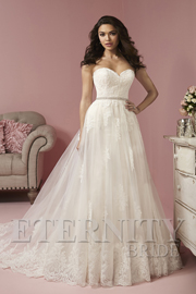 Dress: D5408 Designer: Eternity Bride