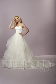 Dress: D5421 Designer: Eternity Bride