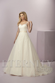 Dress: D5427 Designer: Eternity Bride