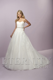 Dress: D5430 Designer: Eternity Bride