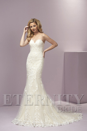 Dress: D5431 Designer: Eternity Bride