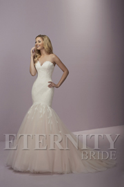 Dress: D5433 Designer: Eternity Bride