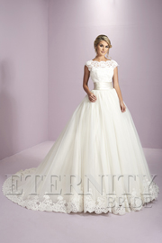 Dress: D5436 Designer: Eternity Bride