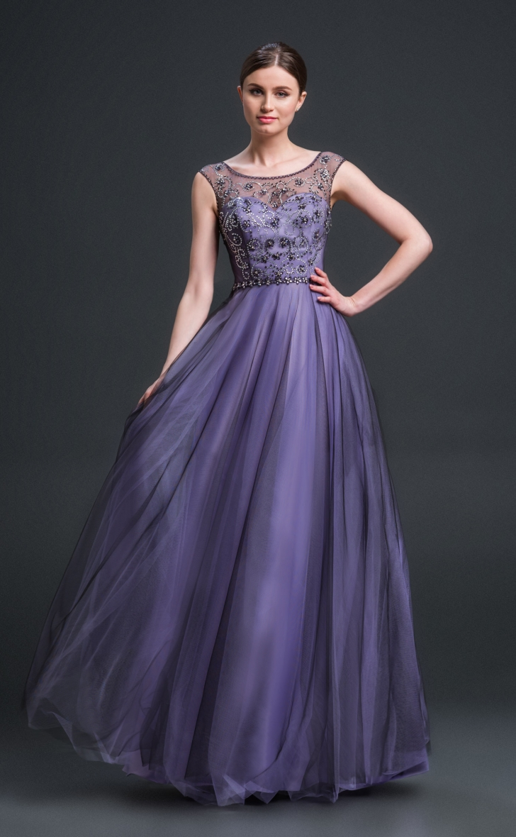 Prom dresses, princess gowns, figure hugging dresses by Gino Cerruti ...