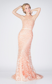 Dress: 2613G Designer: Gino Cerruti