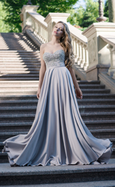 Dress: 2829G Designer: Gino Cerruti