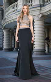 Dress: 2916Y Designer: Gino Cerruti