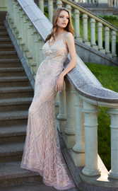 Dress: 2919D Designer: Gino Cerruti