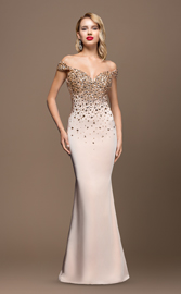 Dress: 2940B Designer: Gino Cerruti