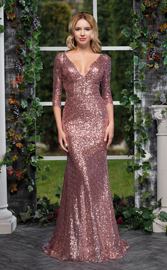 Dress: 2970B Designer: Gino Cerruti