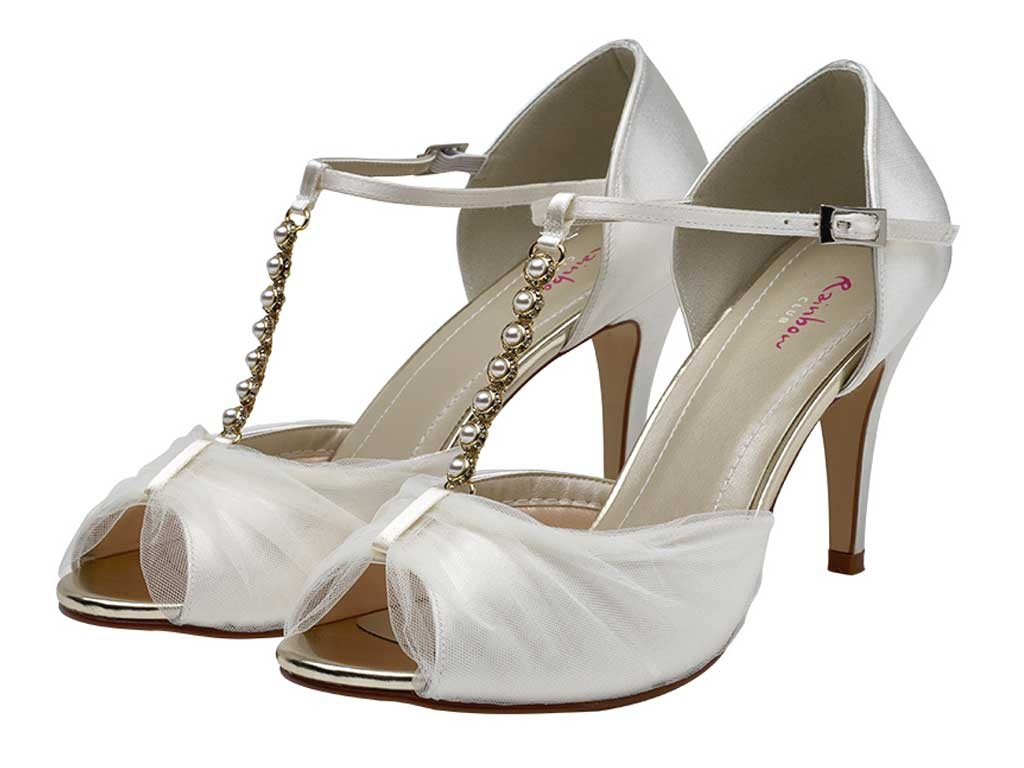 4d74946632f229 Wedding shoes by Rainbow Club at Catwalk 09 Exeter