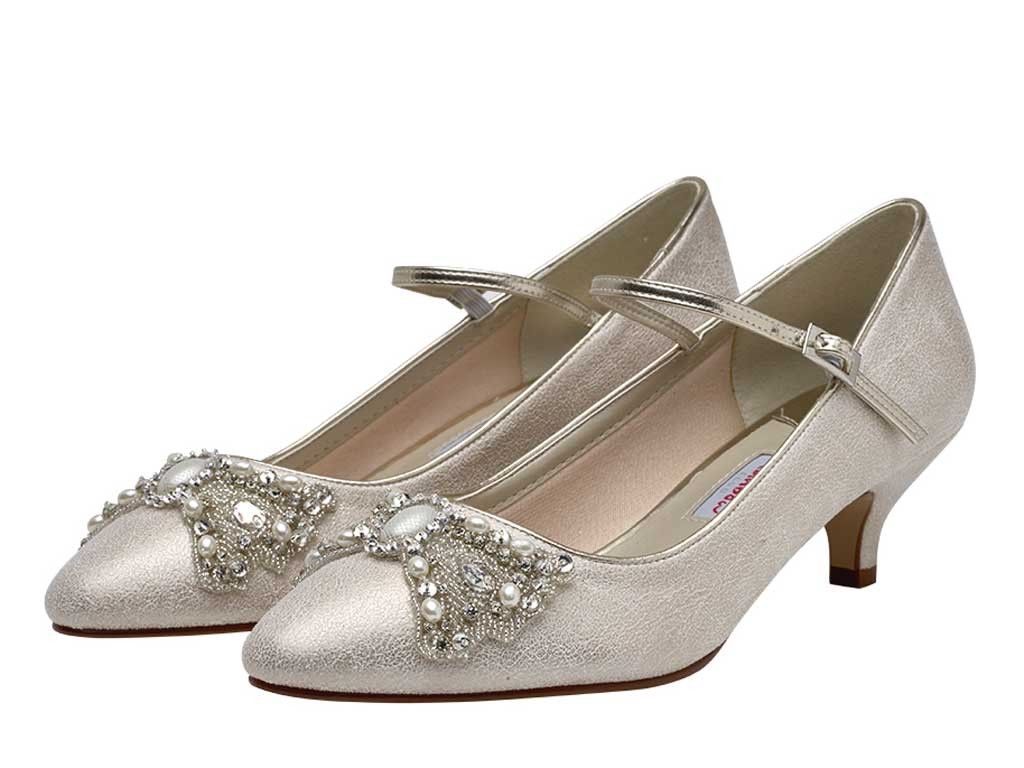 74af58fd7503 Wedding shoes by Rainbow Club at Catwalk 09 Exeter