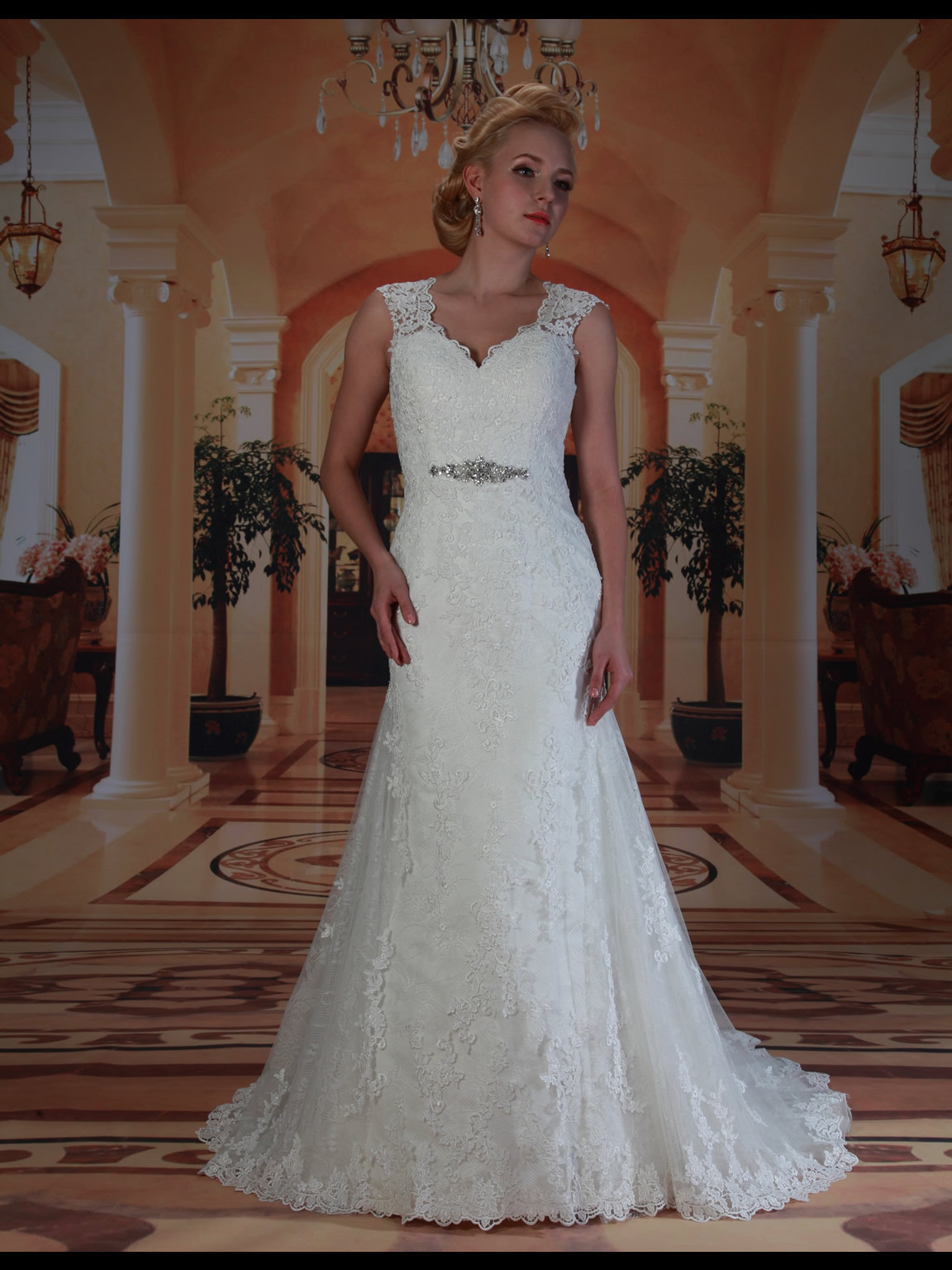 Dress VE8174 Designer Venus Bridal