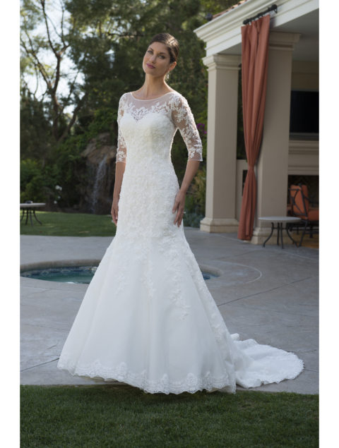 Outstanding Wedding Dresses Devon Pattern - Wedding Dresses and ...