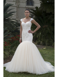 Dress: VE8347 Designer: Venus Bridal